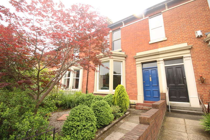 3 Bedrooms Terraced House for sale in Garstang Road, Fulwood