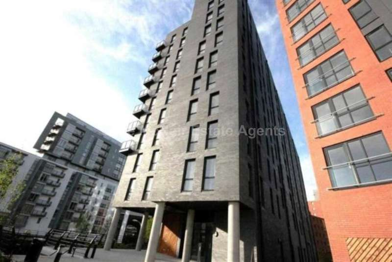 3 Bedrooms Apartment Flat for sale in Riverside, Derwent Street
