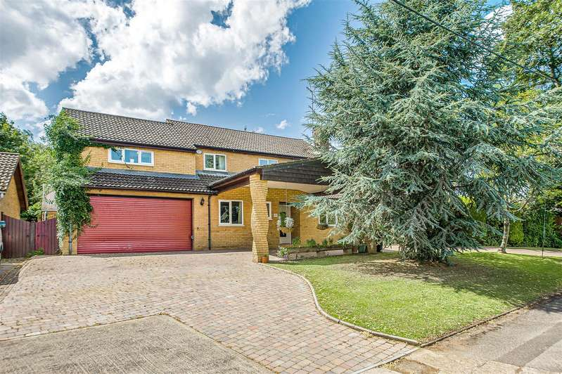 4 Bedrooms Detached House for sale in Orchard Hill, Little Billing, Northampton
