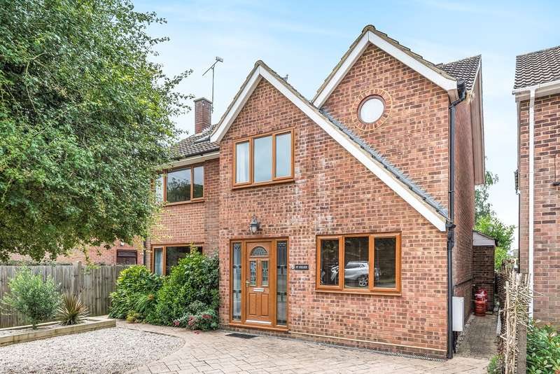 4 Bedrooms Detached House for sale in Kings Walden Road, Offley, Hitchin, SG5
