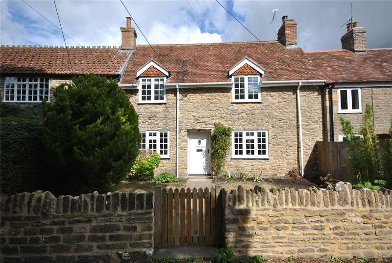2 Bedrooms House for sale in Horsington, Templecombe, Somerset, BA8