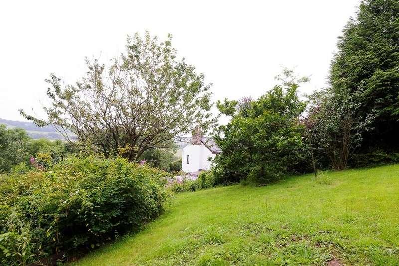 3 Bedrooms Semi Detached House for sale in Allendale, Plump Hill, Mitcheldean, GL17 0ET