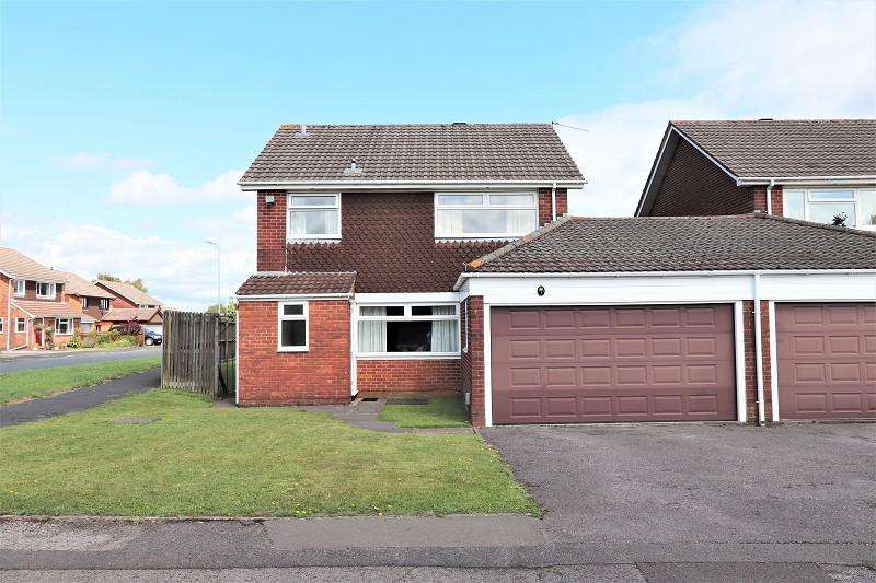 4 Bedrooms Detached House for sale in Jessop Close, Rogerstone, Newport. NP10 0BU