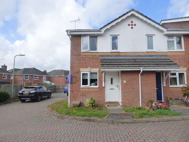 2 Bedrooms End Of Terrace House for rent in Violet Close, Chandler's Ford, Eastleigh