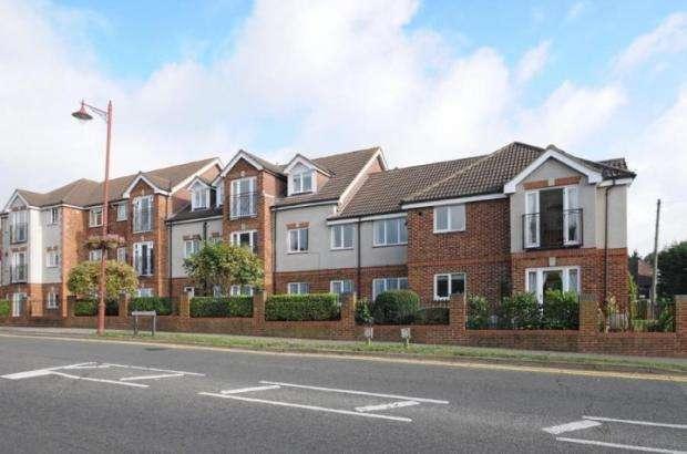 2 Bedrooms Retirement Property for sale in Brookfield Court, Lightwater, Surrey, GU18 5SL