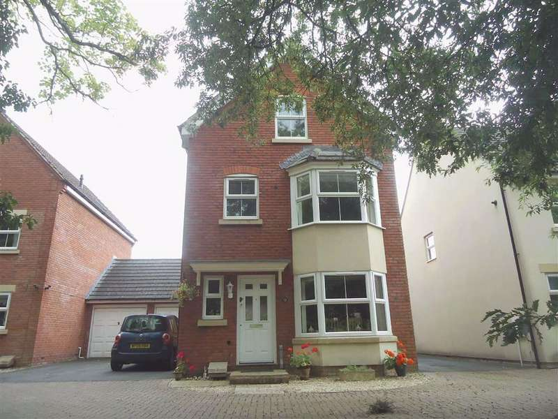 5 Bedrooms Detached House for sale in Brownings Lane, Dursley, GL11
