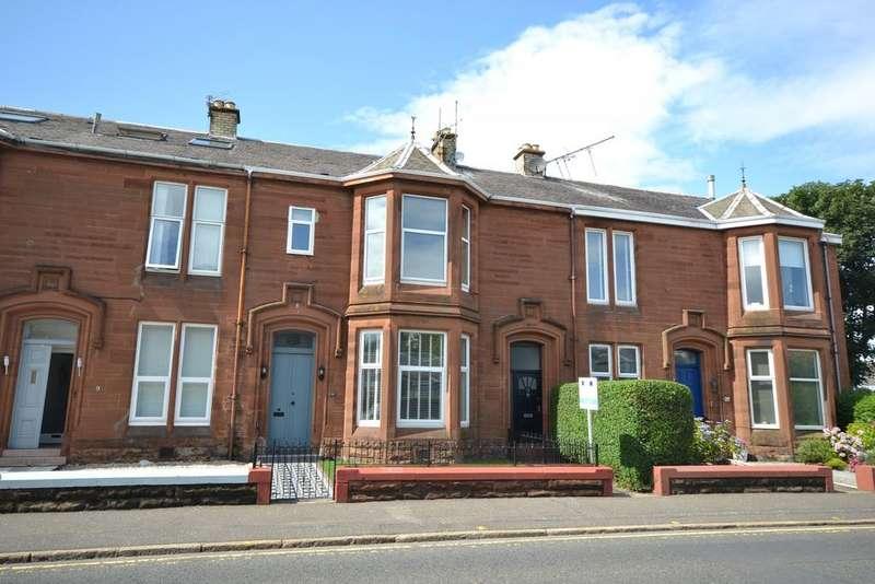 2 Bedrooms Apartment Flat for sale in 13 Monkton Road, Prestwick, KA9 1AP