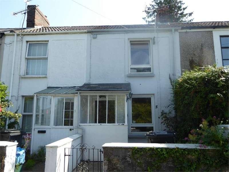 2 Bedrooms Terraced House for sale in Tutshill, Tutshill