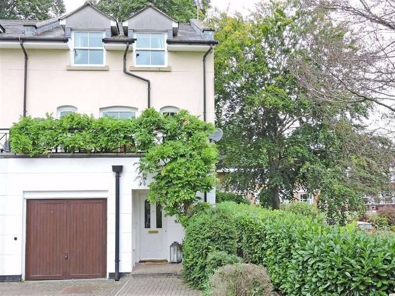 4 Bedrooms End Of Terrace House for sale in Woodmeade Close, Charlton Kings, Cheltenham, GL52