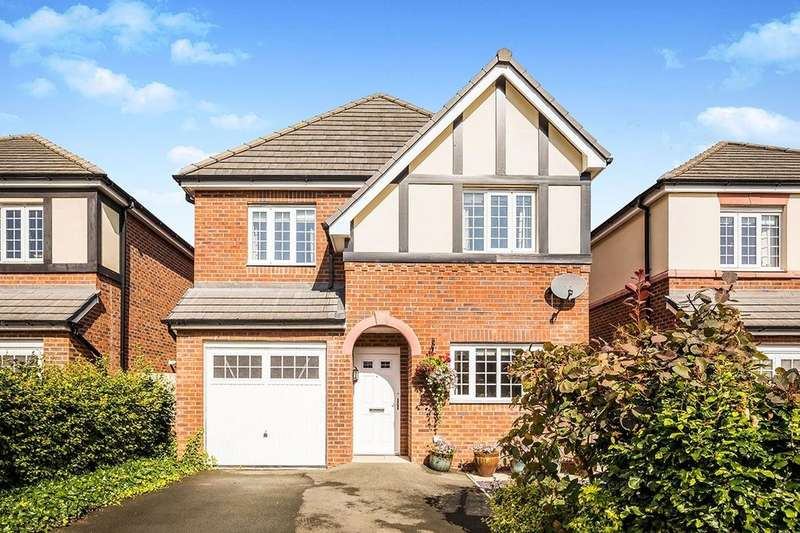 4 Bedrooms Detached House for sale in Elm Tree Road, Saughall, Chester, CH1