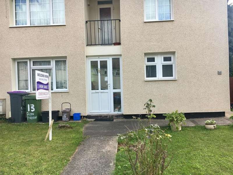 1 Bedroom Apartment Flat for sale in Glyntirion, Two Locks, Cwmbran