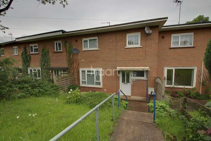 3 Bedrooms Terraced House for sale in Sutherland Crescent, Newport