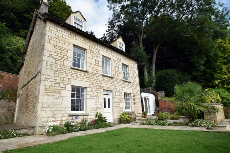 4 Bedrooms Detached House for sale in Watledge, Nailsworth, Stroud, GL6