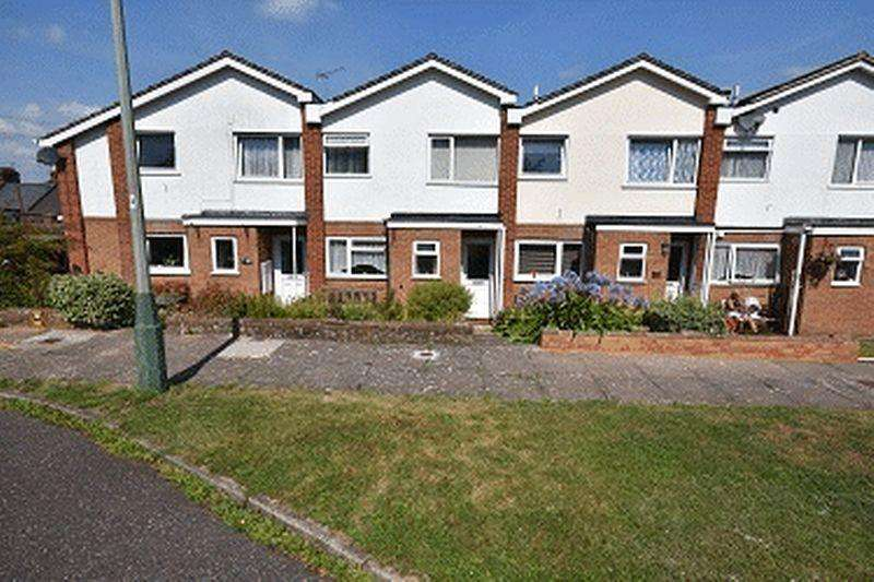 3 Bedrooms Terraced House for rent in Vine Close, Exeter
