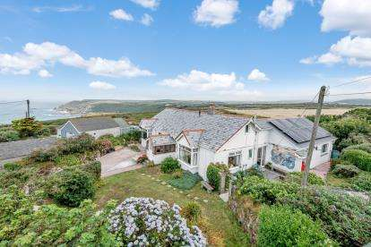 5 Bedrooms Detached House for sale in Sennen, Penzance, Cornwall