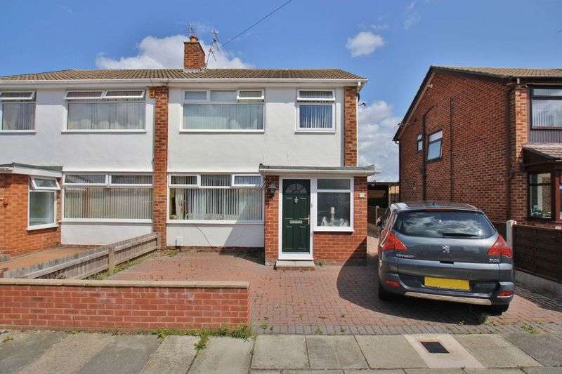 3 Bedrooms Property for sale in Grampian Way, Moreton, Wirral
