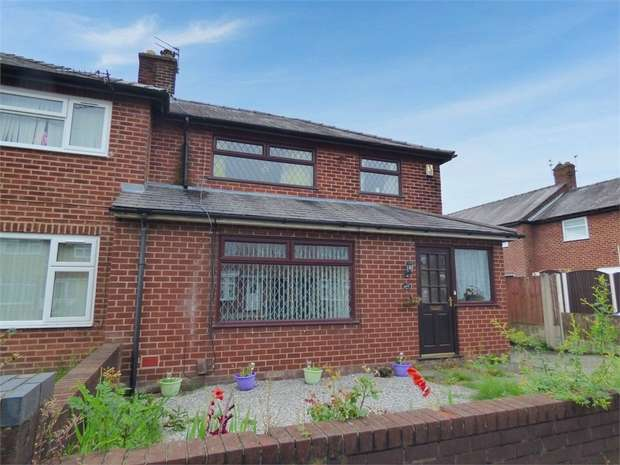 3 Bedrooms End Of Terrace House for sale in Ullswater Avenue, Warrington, Cheshire