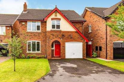 4 Bedrooms Detached House for sale in Largo Gardens, Darlington, County Durham, Darlington