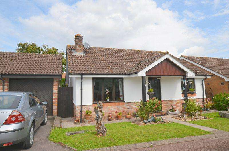 3 Bedrooms Detached Bungalow for sale in The Post Paddocks, Woolaston
