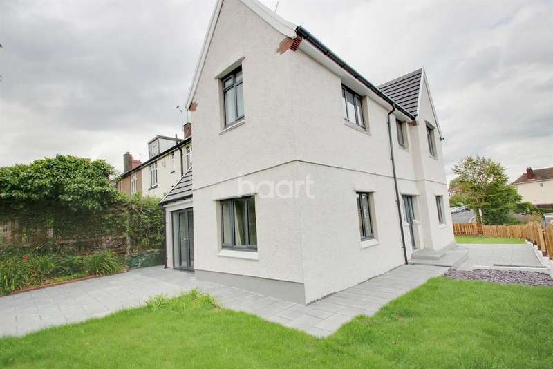 4 Bedrooms Detached House for sale in Allt Yr Yn Road, Newport, Gwent, NP20