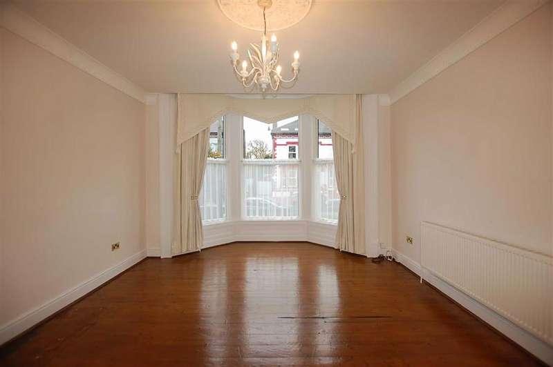 1 Bedroom Flat for rent in Victoria Road, Liverpool