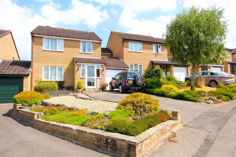 4 Bedrooms Link Detached House for sale in Wotton Under Edge, Glos, GL12 7SB