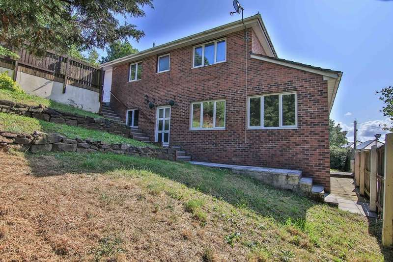 4 Bedrooms Detached House for sale in Aberthaw Road, Newport