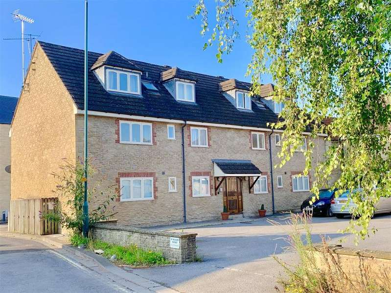 1 Bedroom Flat for sale in West Way, Cirencester