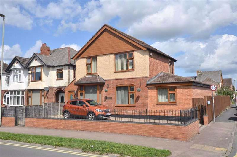 3 Bedrooms Detached House for sale in Tuffley Avenue, Linden, Gloucester, GL1