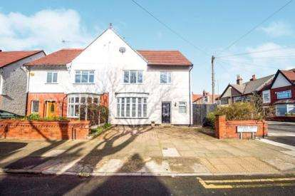 5 Bedrooms Semi Detached House for sale in Oxford Drive, Waterloo, Liverpool, Merseyside, L22