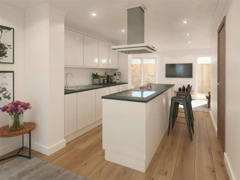 3 Bedrooms Terraced House for sale in Sussex Mews, St Werburghs