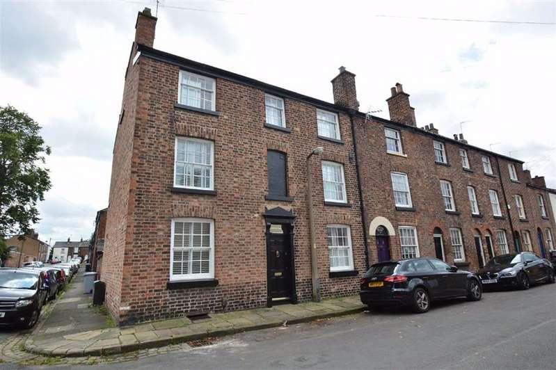 5 Bedrooms End Of Terrace House for sale in Chapel Street, Macclesfield