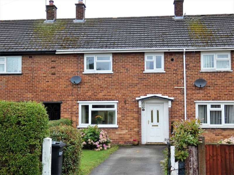 3 Bedrooms Terraced House for sale in Hillside Road, Chester, Cheshire, CH1
