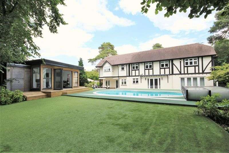 5 Bedrooms Property for sale in Parkway, Shenfield, Brentwood