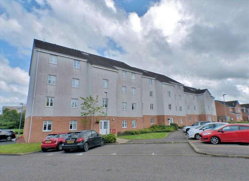 2 Bedrooms Apartment Flat for sale in Avondale Grove, Avondale, EAST KILBRIDE