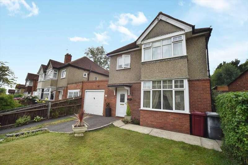 4 Bedrooms Detached House for sale in Norcot Road, Tilehurst