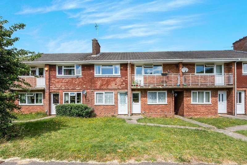 2 Bedrooms Apartment Flat for sale in Elgar Close, Basingstoke, Hampshire, RG22