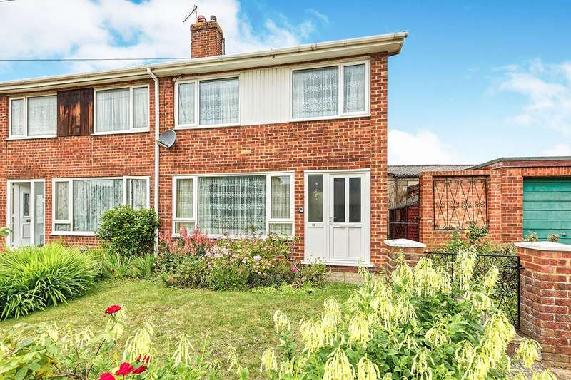 3 Bedrooms Semi Detached House for sale in Claremont Place, Canterbury, Kent, CT1
