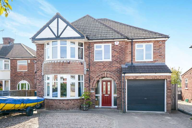 4 Bedrooms Detached House for sale in Brant Road, Waddington, Lincoln, LN5