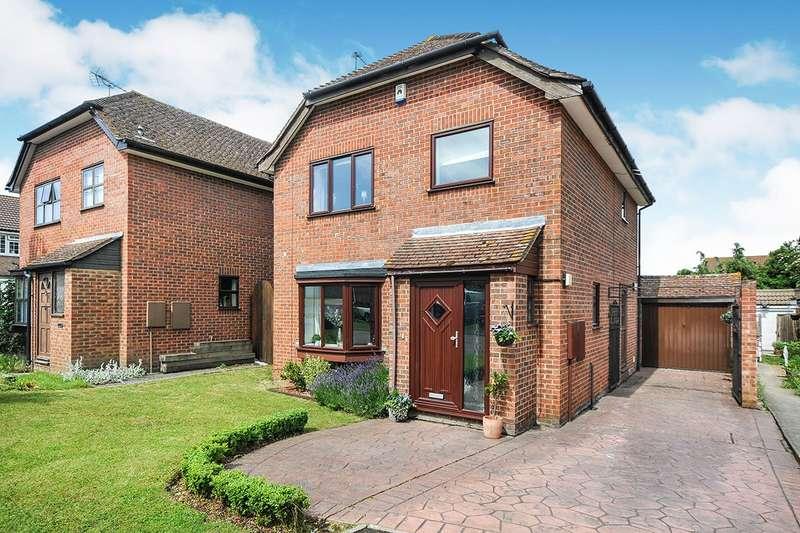 3 Bedrooms Detached House for sale in Glendale, Swanley, Kent, BR8