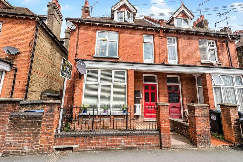 1 Bedroom Apartment Flat for sale in Marlborough Road, Watford, WD18