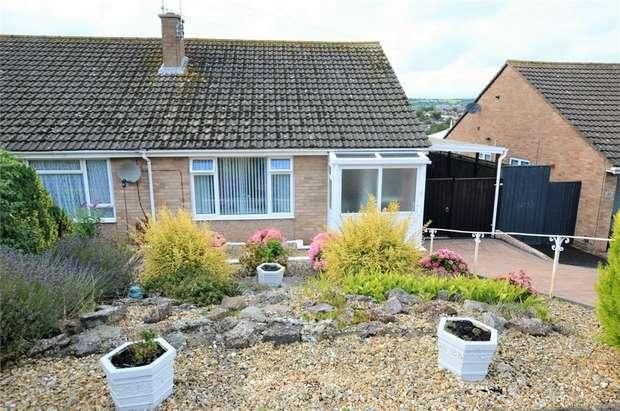 2 Bedrooms Semi Detached Bungalow for rent in Sullivan Road, EXETER, Devon