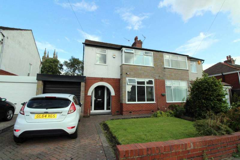3 Bedrooms Semi Detached House for sale in Moorside Avenue, Bolton