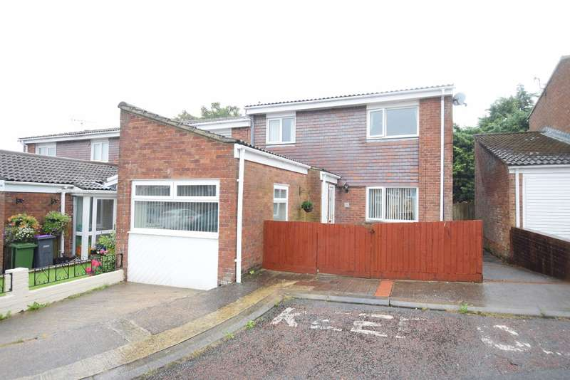 4 Bedrooms End Of Terrace House for sale in Trostrey, Hollybush, Cwmbran, NP44