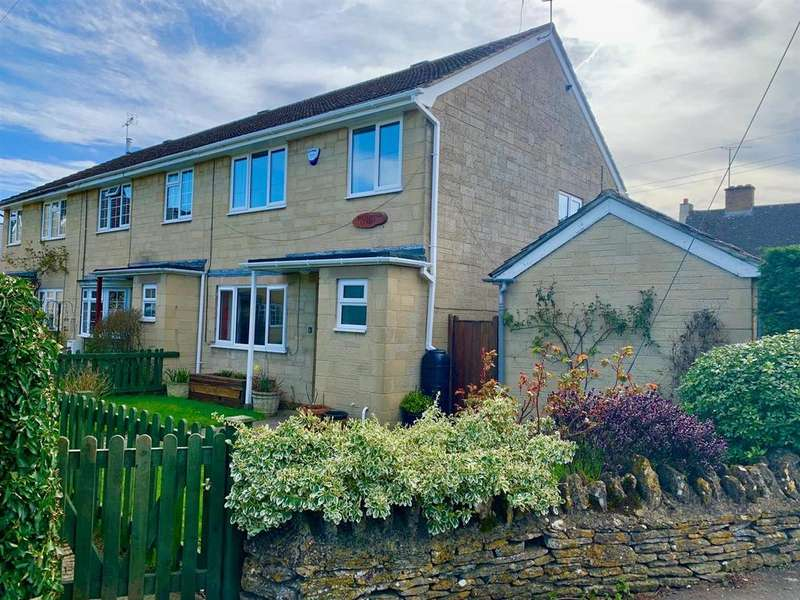 3 Bedrooms End Of Terrace House for sale in Broadway Lane, South Cerney, Cirencester