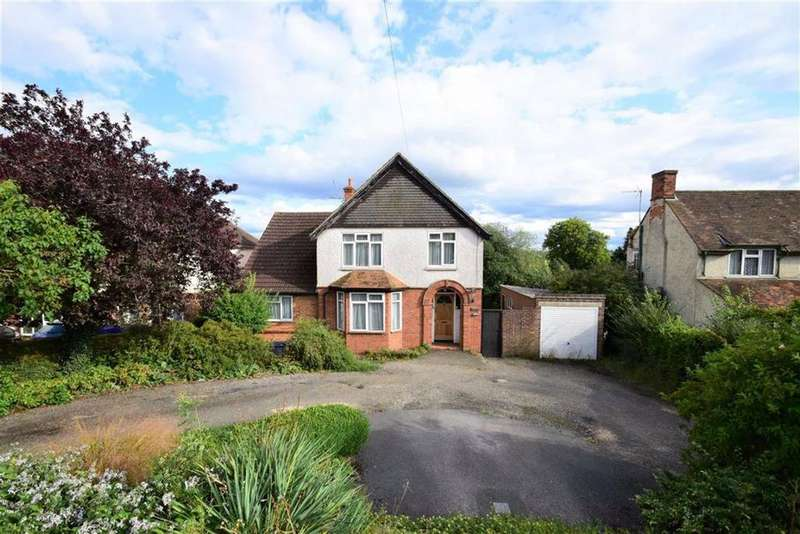 4 Bedrooms Detached House for sale in Henley Road, Caversham, Reading