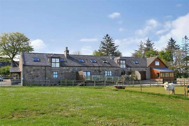 4 Bedrooms Detached House for sale in Kinmuck, Kinmuck, Inverurie, Aberdeenshire