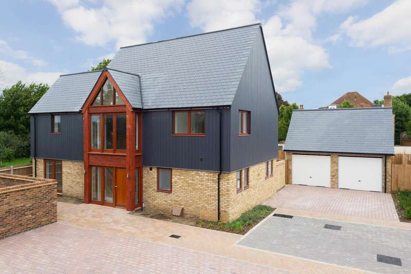 5 Bedrooms Detached House for sale in Heritage Fields, Manor Road, St Nicholas-At-Wade, CT7