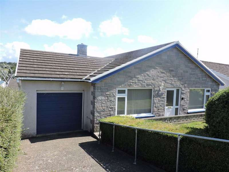 3 Bedrooms Detached Bungalow for sale in Allt Y Carne, Goodwick