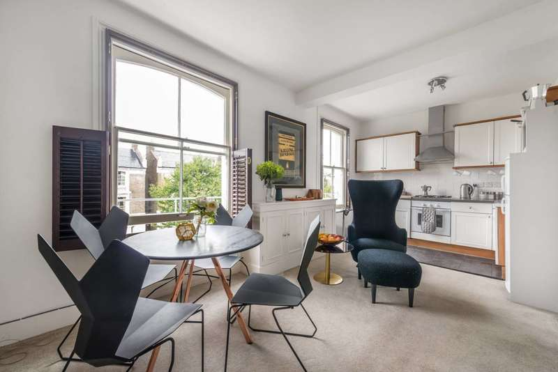 3 Bedrooms Flat for sale in Oxford Gardens, North Kensington, W10